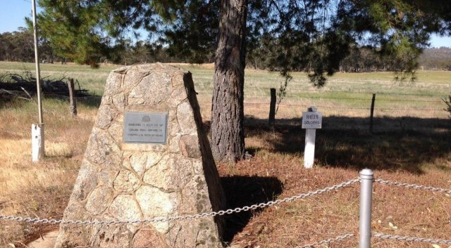 Rheola Granite Memorial Cairns